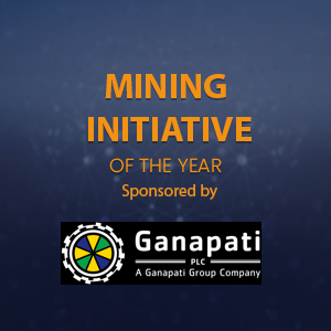 Mining Initiative of the year spon