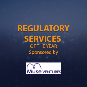 regulatory service provider of the year